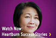 Hear heartburn success stories